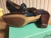Clark Alpine Clover Shoes- Size 6