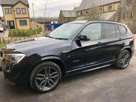 image for 2015 BMW X3 Msport Xdrive full bmwsh auto cat n