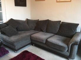 Chais Sofa & Two Armchairs