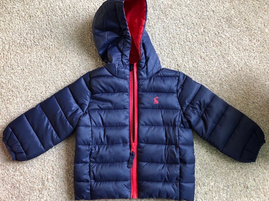 Joules coat NEW 6-9 months