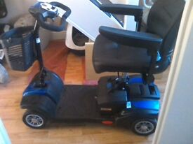Care Co ZOOM moblility scooter