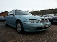 ROVER 75 DIESEL,, AUTOMATIC GEARBOX,, EXCELLENT RUNNER