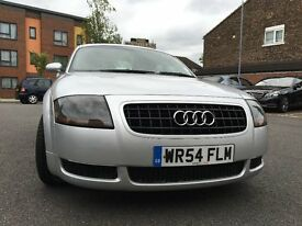 AUDI TT 1.8T, NEW ENGINE, NEW TURBO, NEW TIMING CHAIN AND WATER PUMP, NEW CLUTCH, NEW BRAKES