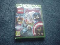 LEGO Marvel Avengers Xbox one Game NEW