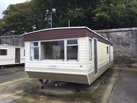 *BLACK FRIDAY EXCLUSIVE £999* Atlas Festival 2 bedroom static caravan mobile home for sale CLEARANCE