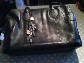 Radley black leather bag
