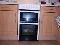 BEKO BDVG5XNTW 50 cm Gas Cooker - White 50cm