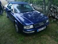 Audi cabrio spare/repairs/project