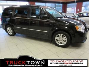 2014 Dodge Grand Caravan FULLY LOAD STOW AND GO CREW WITH LEATHE