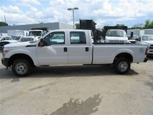 2015 Ford F-250 Crew Cab 4x4 gas long box
