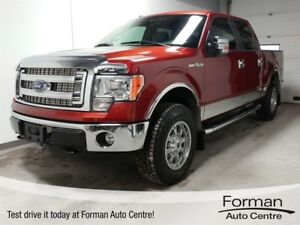 2014 Ford F-150 XLT - Rmt start | New tires | 4X4 | Low KMs!