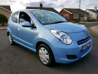 VERY LOW MILES 2012 SUZUKI ALTO 1.0.25.000.MILES 12 MONTHS M.O.T £20 ROAD TAX