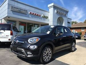 2016 Fiat 500X Trekking,ALL WHEEL,DRIVE,ALLOYS,BLUETOOTH