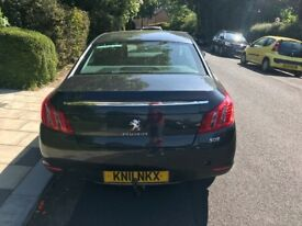 Peugeot 508 1.6 e-HDi Active EGC 4dr TowBar included