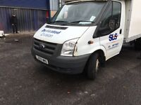 Transit Luton with tail lift just had full service etc