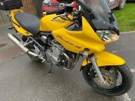 2003 SUZUKI BANDIT (LOW MILEAGE)