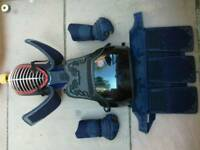 2mm Kendo bogu/armour included gi/clothing