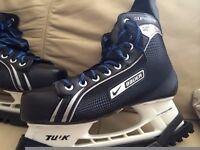 Nike Bauer Supreme Iceskates Size 7