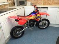 Kids dirt bike 50cc same as malaguti/lem