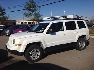 2015 Jeep Patriot NORTH ED. 4WD