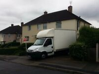 House Removals & Man with a Van for Hire - MJ MOVERS Ltd -24/7 Man with a Van - Insurance Included