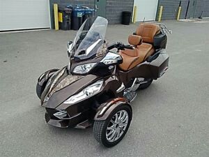 2013 Can-Am Spyder RT  Limited SE6 -