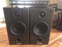 Tannoy fusion 1 speakers