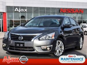 2015 Nissan Altima 3.5 SL*Navigation*Leather*Heated Seats*Blueto