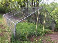 Large Chicken/ Duck, Rabbit Run/ Enclosure for sale