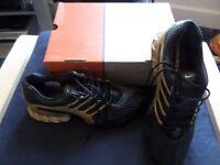 Men's Nike Air Zoom Vapor Trainers size 10 uk - Black/Gold