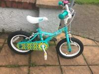 Girls bike 14 inch