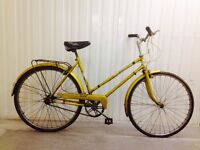 Puch Classic city bike Beautiful Condition SERVICED EXCELLENT