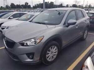 2013 Mazda CX-5 GS AWD! HEATED SEATS! REAR CAMERA! PUSH BUTTON S