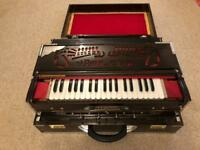 HARMONIUM PAUL & CO, 9 SCALE CHANGER 3 READS
