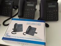 Grandstream GXP1400 - VoIP phone - 8 available
