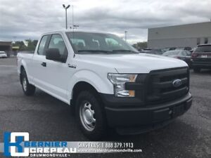 2015 Ford F-150 XL **TRES BAS KILOMTERAGE, EXTRA CLEANT, A/C**