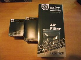 LAND ROVER DEFENDER 300TDI SERVICE KIT BEARMACH,3 FILTERS AND 2 SUMP PLUG WASHERS