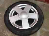 Ford Fiesta Alloy wheel 195-50-R15
