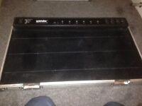 Warwick Guitar Pedal Case