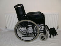 Adult self propelled wheelchair, in very good condition.