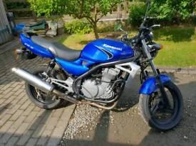 Kawasaki ER5 2005 Blue