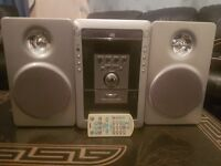 Sanyo Micro CD Hi Fi System