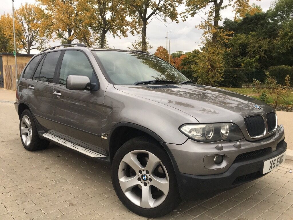 BMW X5 3.0 d AUTO SPORT 4X4 FSH BMW PRIVATE PLATE PX WELCOME