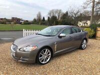 Jaguar XF 3.0 TD V6 S Portfolio, Top of the Range, FULLY LOADED, 275 BHP, 2009/59 Reg, 125,786 Miles