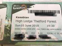 Kadabian - High Lodge Thetford Forest - Sunday 10th June