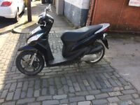 honda vision 2014 automatic scooter 110cc