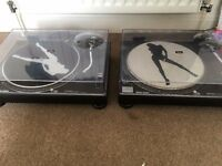 TECHNICS 12 10s mk II Turntables for SALE £750