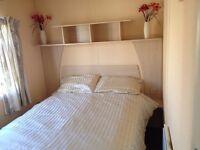 3-7 April caravan rental at Cala Gran for £260. Sleeps 8 people