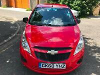 CHEVROLET SPARK 1.0i + 5dr (red) 2010