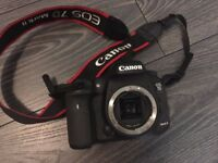CANON EOS 7D MK II DIGITAL CAMERA BODY ONLY